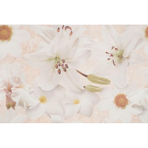 декор Alama беж цветок 30X45