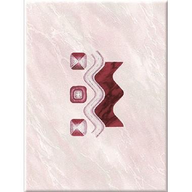 Samba Рожевий декор 25Х35