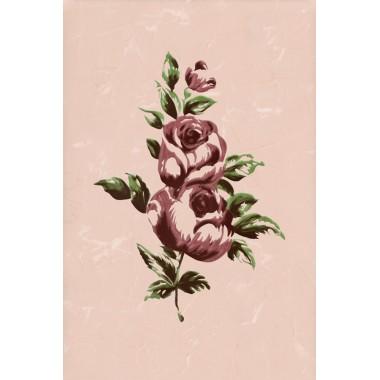 Walencja Роса цветок декор 20Х30