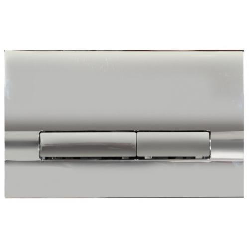 Кнопка Slim & Silent Adria Cersanit, глянцевая поверхность, 021627