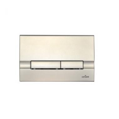 Кнопка Slim & Silent Adria Cersanit, матовая поверхность, 02162