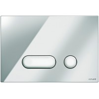 Кнопка Cersanit  Intera для инст. системы глянцевый хром, S97-020