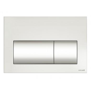 Кнопка для инст. системы Cersanit Presto белый, K97-349