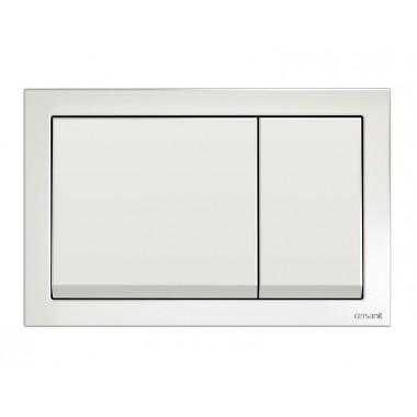 Кнопка Cersanit Enter для инст. системы белая, K97-365