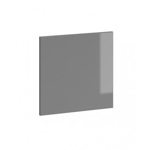 Дверца фронтальная для тумбы Cersanit Colour 40x40, серая