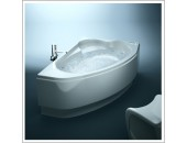 Ванна Cersanit Kaliope 153 X 100 асимметричная правая S301-025