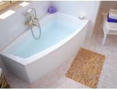 Панель для ванны Cersanit Lorena 150 асимметричная с креплением