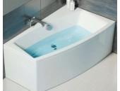 Ванна Cersanit Lorena 150 x 90 асимметричная, левая 00311