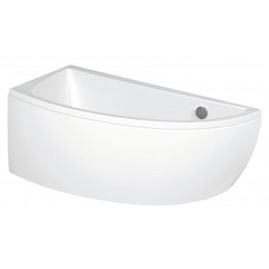 Ванна Cersanit Nano 140 X 75 асимметричная левая S301-062