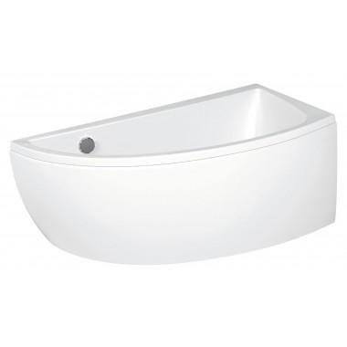 Ванна Cersanit Nano 140 X 75 асимметричная правая S301-061