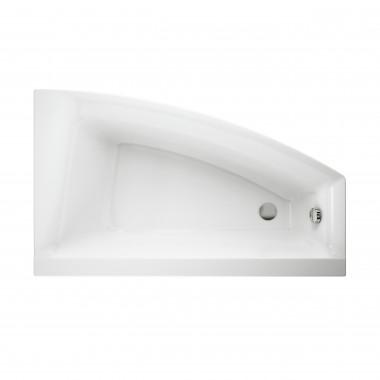 Ванна Cersanit Virgo Max 160 x 90 асимметричная правая