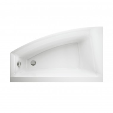 Ванна Cersanit Virgo Max 160 x 90 асимметричная левая