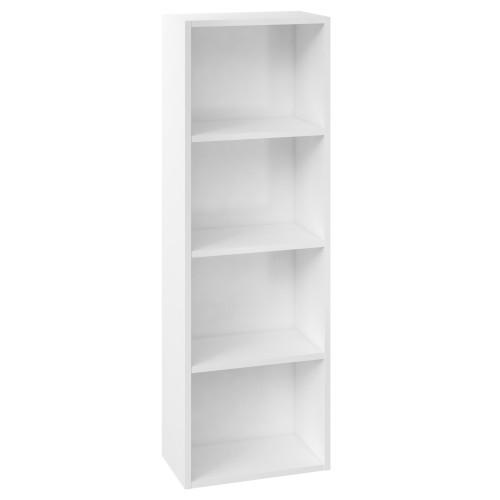 Colour корпус для шкафчика, 40Х120, белый корпус