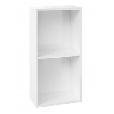 Colour корпус для шкафчика 40Х80, белый корпус