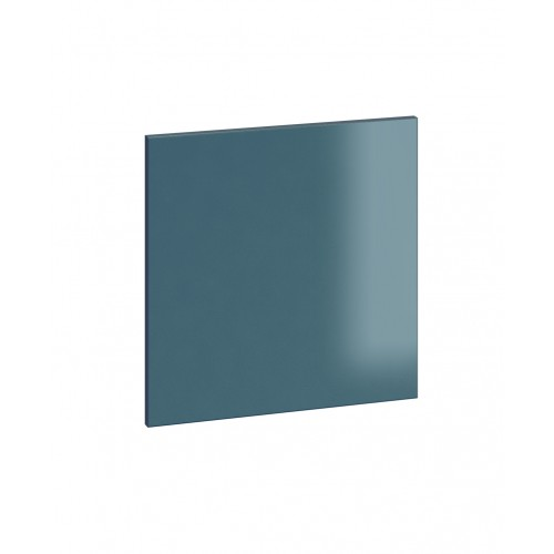 Дверца фронтальная для тумбы Cersanit Colour 40x40, голубая