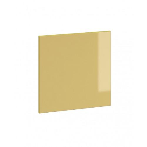 Дверца фронтальная для тумбы Cersanit Colour 40x40, желтая