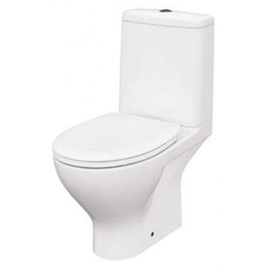 Унитаз-компакт Cersanit Moduo CleanOn 011 K116-004 с сиденьем Slim Soft Close дюропласт