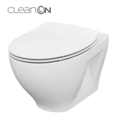 Унитаз подвесной Cersanit Moduo CleanOn K116-007