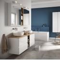 Зеркальный шкаф Cersanit Moduo 60 S929-017 серый