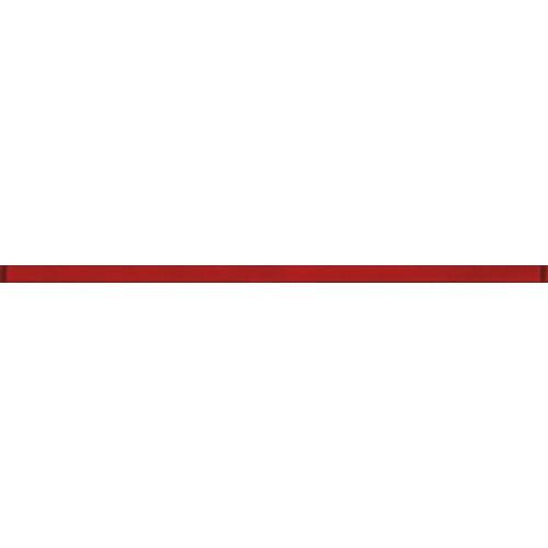 фриз стекло Opoczno красный 2x59,8