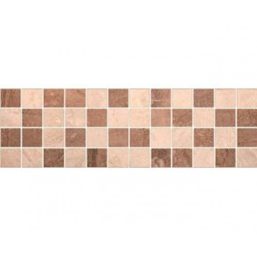 фриз Opoczno Back Land border mosaic 14.2x43