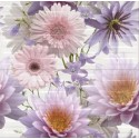 декор Opoczno Chinese Asters квіти 59,4X60
