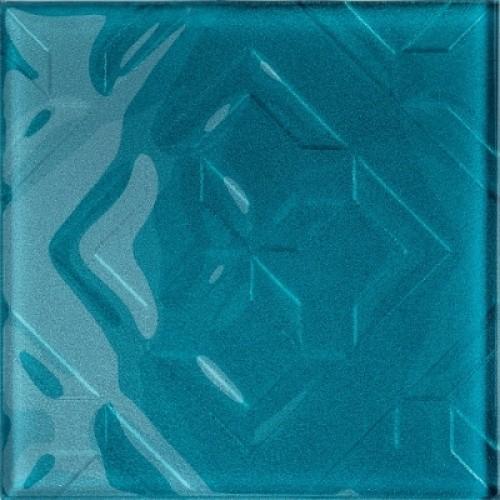 Cuban cube синий 20x20