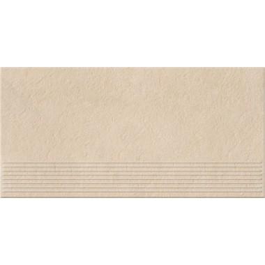 Плитка напольная Opoczno Dry river крем ступень 29,55x59,4