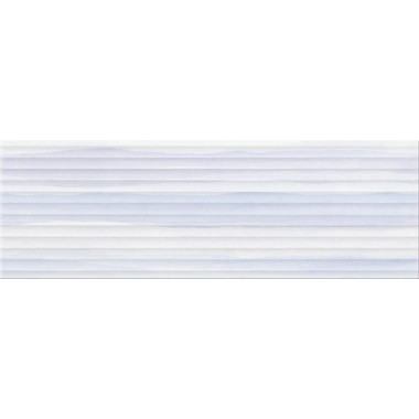 Плитка настенная Opoczno Elegant Stripes blue Structure 25X75