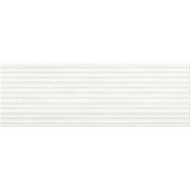 Плитка настенная Opoczno Elegant Stripes white Structure 25X75