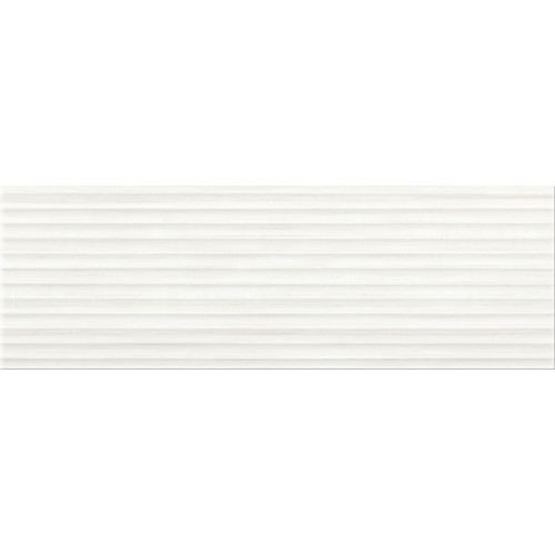 Плитка настенная Opoczno Elegant Stripes white Structure 25X75