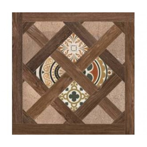 плитка Opoczno Elbert House brown 43x43
