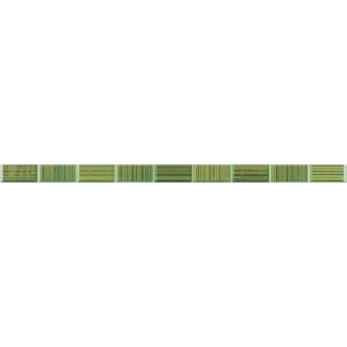 фриз Opoczno Flora прямоугольники 2,5х45