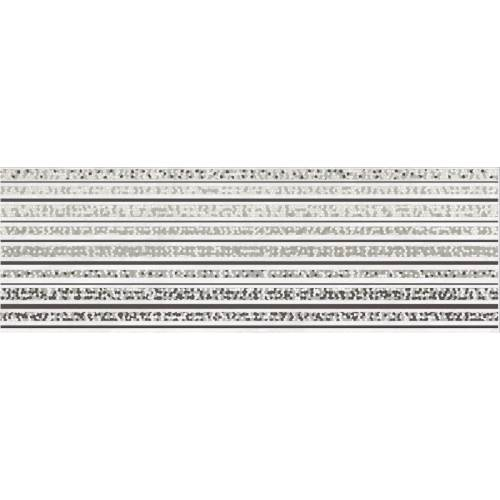 декор Opoczno Mirror grey inserto lines 25х75