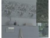 Плитка настенная Opoczno Mirta серый структура 30x45