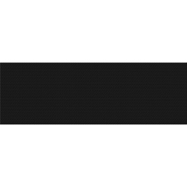 Плитка настенная Opoczno Pret a Porter BLACK TEXTILE 25X75