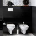 декор Opoczno Pret a Porter Flower Grey Composition 75X75