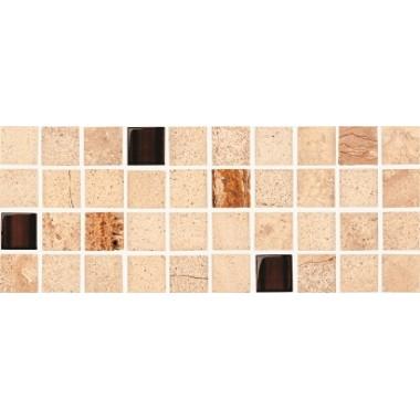 фриз Opoczno Sahara беж мозайка 11,7x29,5