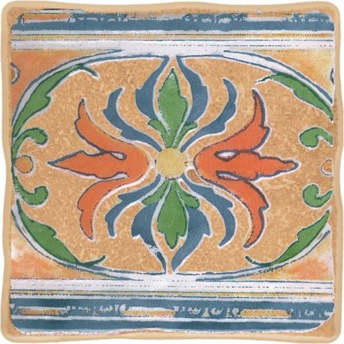 декор Opoczno Viking оранж котедж 3 10x10
