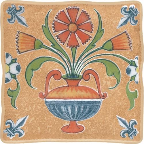 декор Opoczno Viking оранж котедж 1 10x10