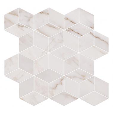 Плитка Opoczno Carrara Mosaic White 28X29.7 G1 TDZZ1225573768