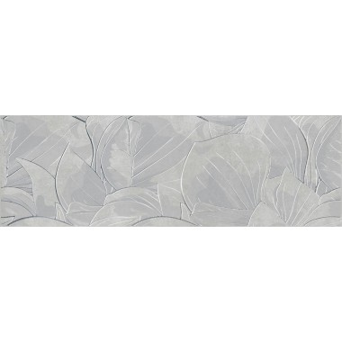 Декор Opoczno Flower Cemento Light Grey Inserto 24x74 TDZZ1225265115