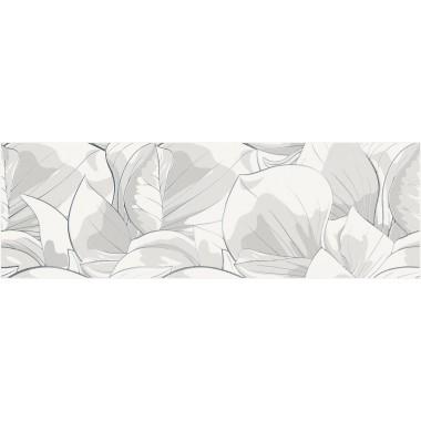 Декор Opoczno Flower Cemento White Inserto 24x74