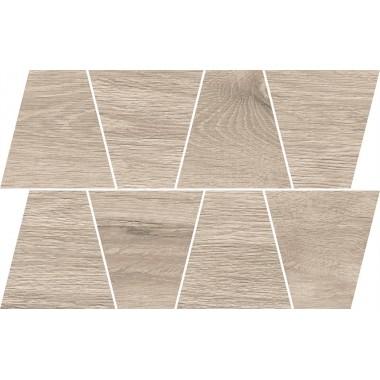 Грес Opoczno Prime Light Grey Mosaic Trapeze 19X30,6 TDZZ1251987834