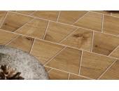 Грес Opoczno Prime Dark Beige Mosaic Trapeze 19X30,6 TDZZ1252027834