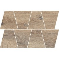 Грес Opoczno Natural Cold Brown Mosaic Trapeze 19X30,6 TDZZ1251967834