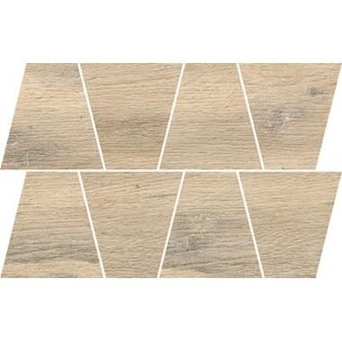 Грес Opoczno Natural Warm Grey Mosaic Trapeze 19X30,6 TDZZ1252037834