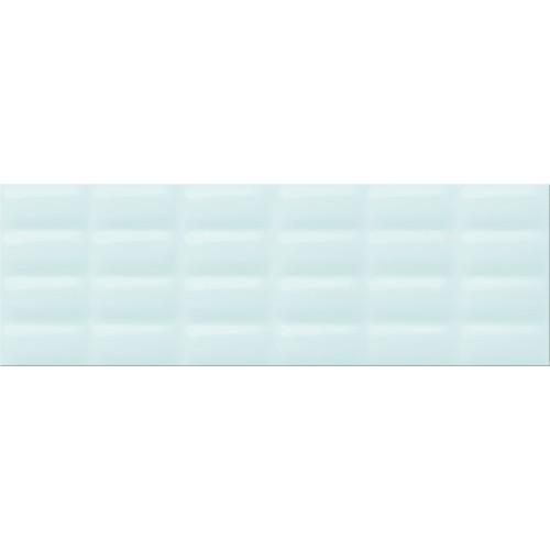 Плитка настенная Opoczno Vivid Colours mint glossy pillow 25X75