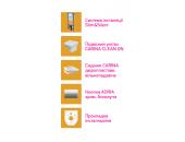 Сет инсталяционный Стеллаж Cersanit Slim&Silent + Carina Clean On 5 в 1