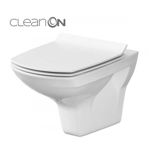 Чаша подвесного унитаза Carina Clean On K31-046